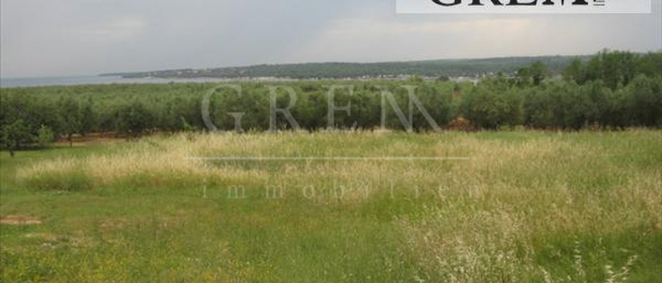 Land, 1433 m2, For Sale, Poreč