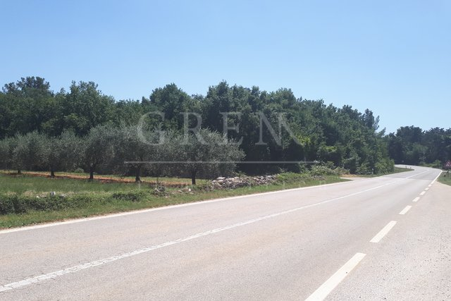 Building plot Poreč 15 km