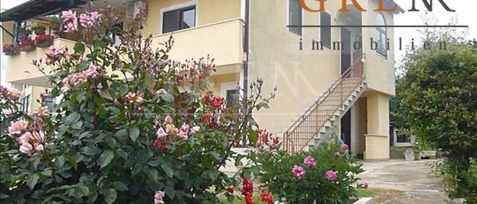 House 5 km from the sea and Porec