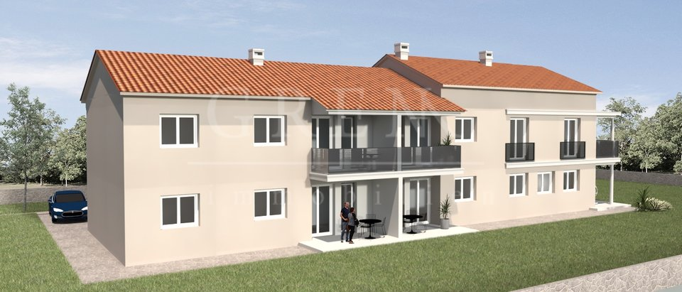 Apartment, 61 m2, For Sale, Poreč