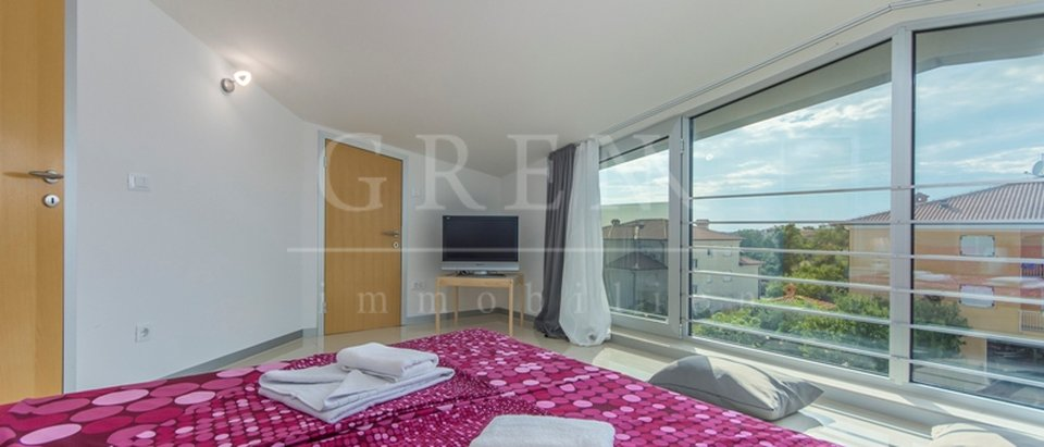 Apartment in Novigrad sea view
