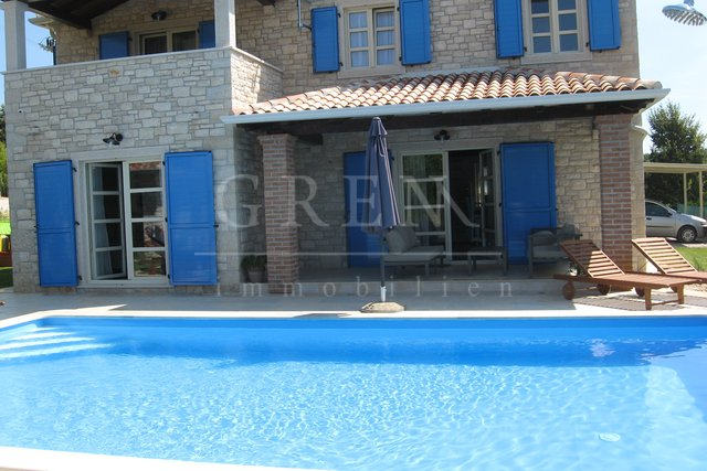 Villa 10 km away from Porec