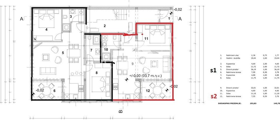 NEW BUILDING - GROUND FLOOR APARTMENT WITH GARDEN