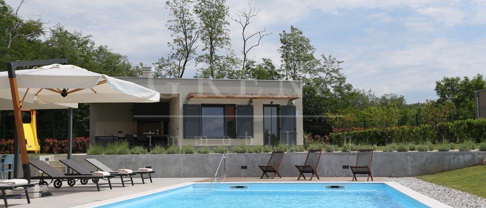Ferienhäuser mit Pool, Poreč 14 km, Istrien, Kroatien