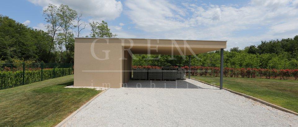 Villa in construzione 14 km da Parenzo