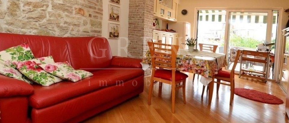 Residential and business house in the center of Porec