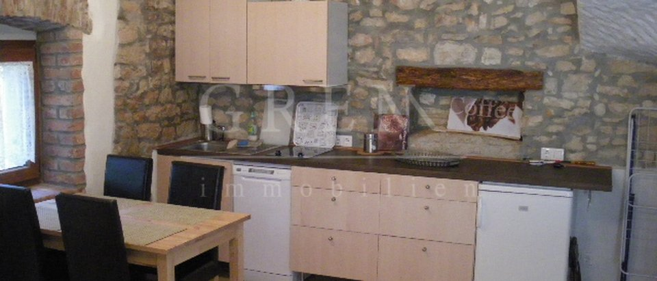 Renovated stone house 8 km from Porec
