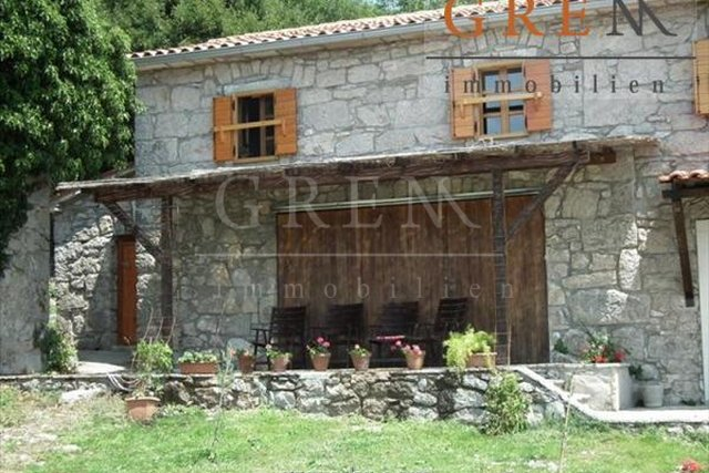 House, 280 m2, For Sale, Lupoglav
